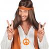 Collier Fluo Peace & Love