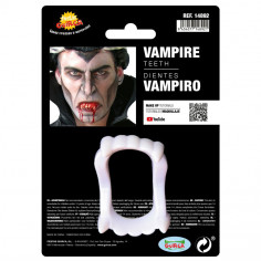 Dents de Vampire Fluo