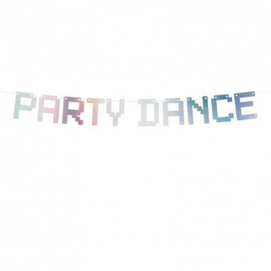 Guirlande Holographique party dance