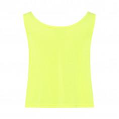 Damen Top Neon Gelb Ibiza S/M
