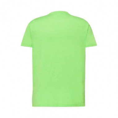 T-Shirt Fluo Homme Vert