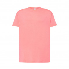 T-Shirt Fluo Homme Rose