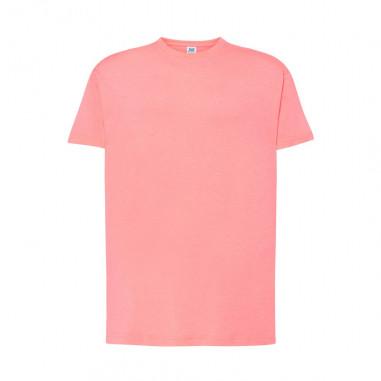 T-Shirt Neon Rosa Mann