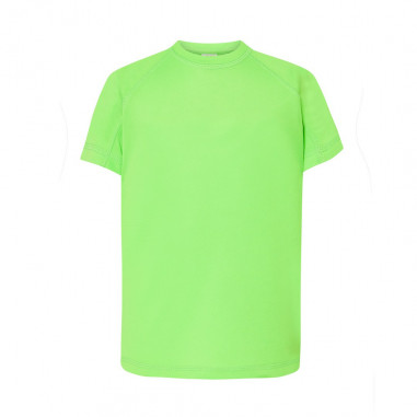 T-Shirt Fluo Enfant