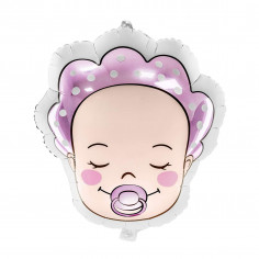 Ballon Foil Baby Girl
