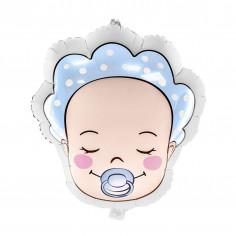 Ballon Foil Baby Boy
