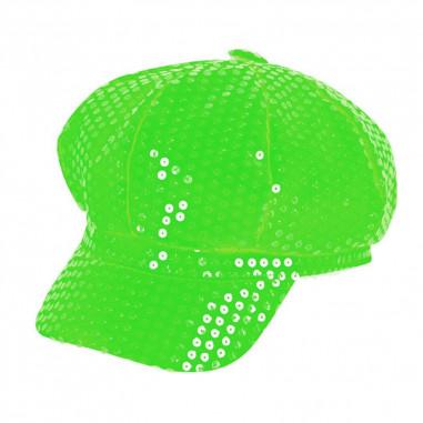 Mütze Disco Neon