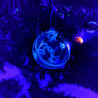 Boule de Noël Transparente - 8 cm