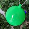 Boule de Noël Fluo - 6 cm