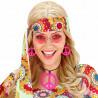 Collier & Boucles d'Oreilles Fluo Hippie