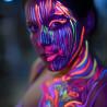 Peinture Fluo UV Corps 10 ml