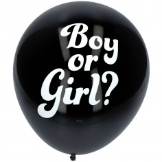 Ballon confettis Reveal - Lot de 3