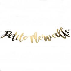 Guirlande Petite Merveille