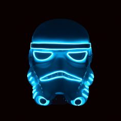 Masque Led Troopers