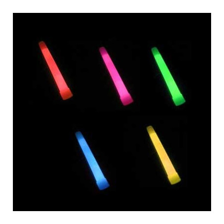 Mini Bâtons Fluo 3,5 cm - Lot de 50