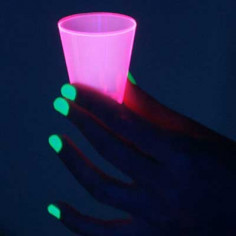 Shooters Fluo - Lot de 50