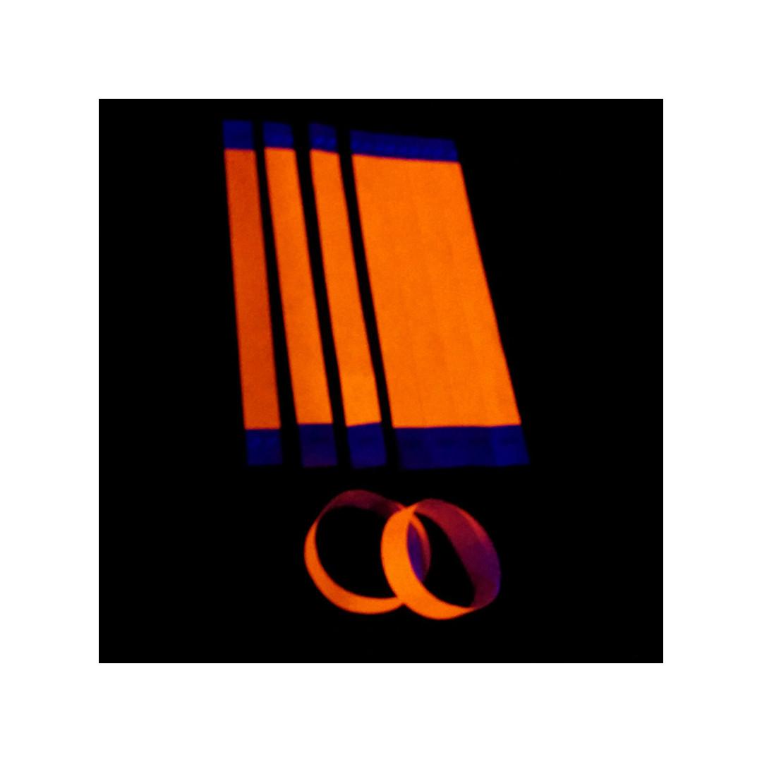 100% de qualité supérieure grande remise meilleur prix Bracelet fluo - Bracelet lumineux en lot de 15, 50 et 100 ...