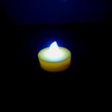 Bougie de table LED