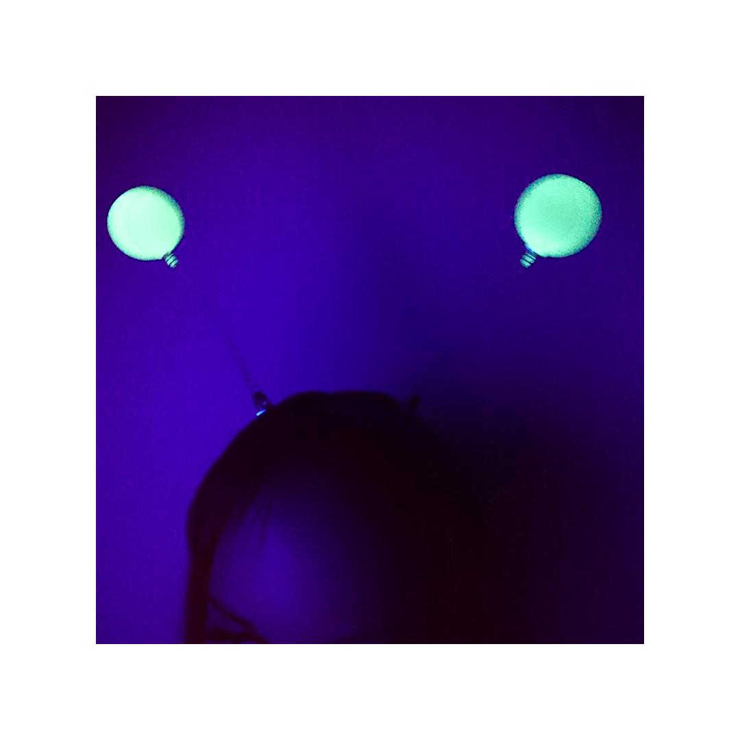 kopfb gel kugeln im dunkeln leuchten farbe der nacht. Black Bedroom Furniture Sets. Home Design Ideas