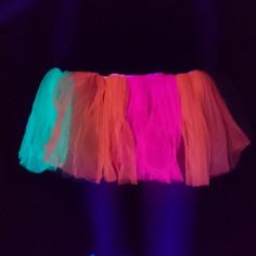Tutu Fluo Multicolore