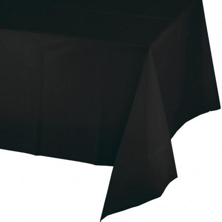 Nappe en Plastique Noire