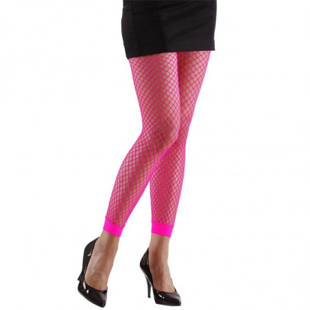 Leggings filet néon
