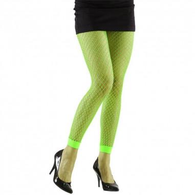 Neon Mesh Leggings