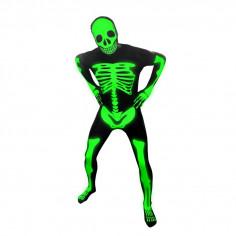Morphsuit-Neon-Skelett