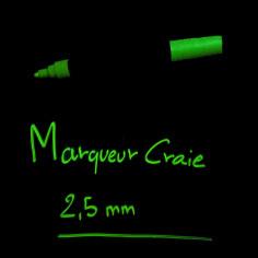 Marqueur Craie Fluo