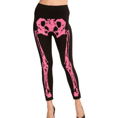 Neon Skeleton Leggings