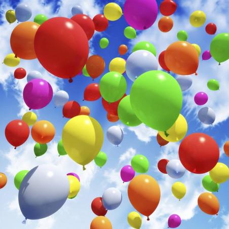 Bouteille d'Hélium 50 Ballons
