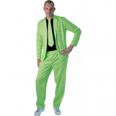 Kostüm-Neon Grün