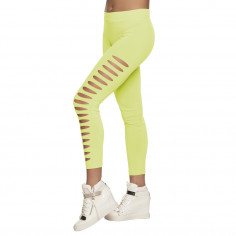 Legging Fluo à Trous