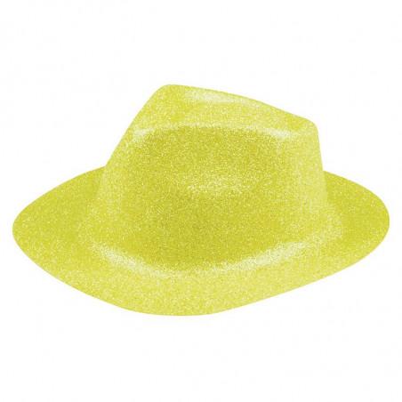 Chapeau Fluo Pailleté