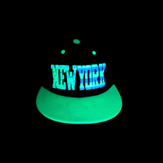 Casquette Fluo SnapBack New York