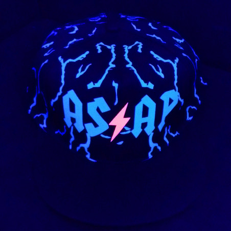 Casquette Phosphorescente Asap