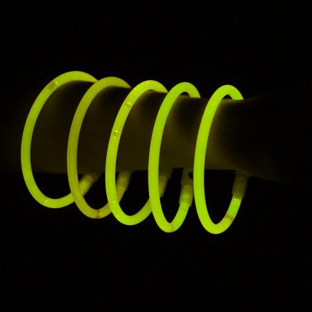 Bracelet Fluo - Lot de 15