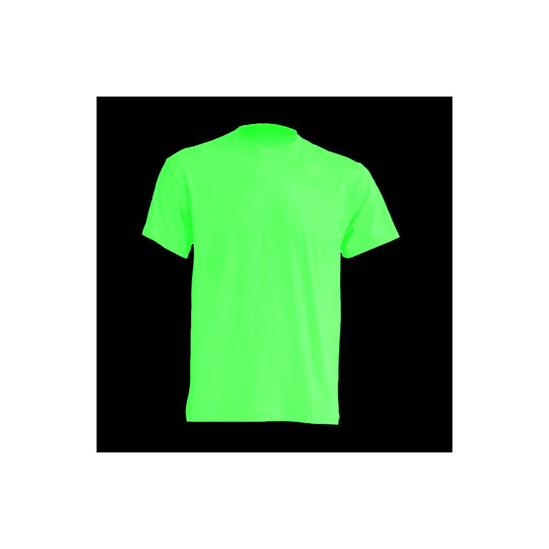 T-Shirt Fluo Homme Vert, Soirée Fluo - Couleur