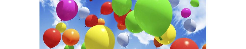 Ballons Fluo