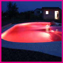 Colorant piscine