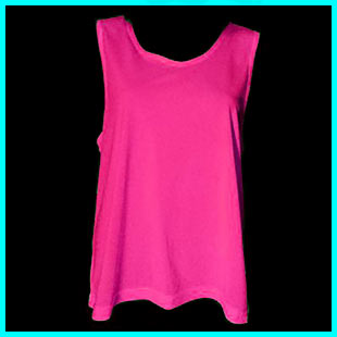 chasuble fluo