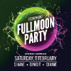 Flyer Full Moon Party