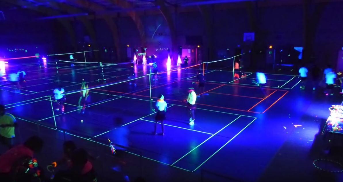 Badminton Fluo