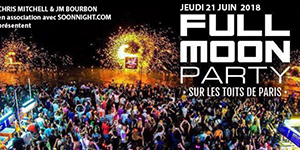 Full Moon Party Paris