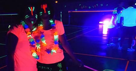 Dossart Fluo Badminton