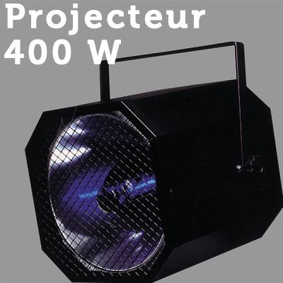 Projecteur 400 w
