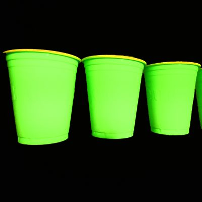 Red Cup Fluo verte