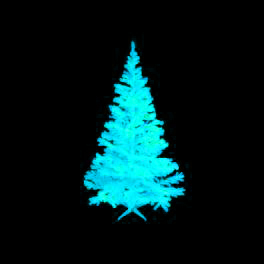 Sapin de Noël Phosphorescent