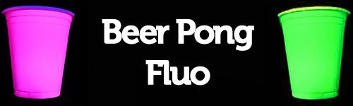Soiree Beer Pong Fluo