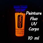 Peinture Fluo UV Corps